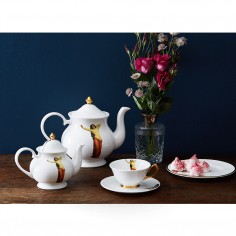 Temptation Teacup and Saucer