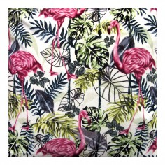 Tropical Flora Cushion
