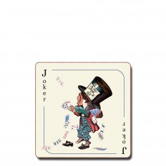 Alice in Wonderland Coaster - Joker