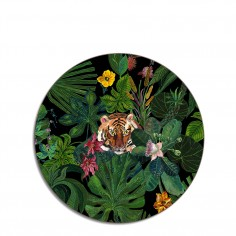 Jungle Collection Placement -  Tiger