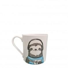 Ukulele Sloth Mug