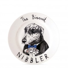 The Biscuit Nibbler Side Plate