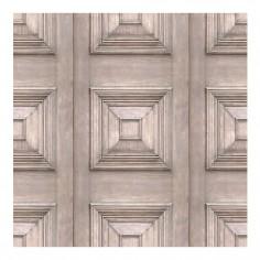 Victorian Panelling Wallpaper Bleached Oak
