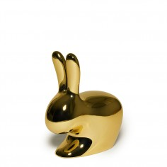 Rabbit Chair Baby Metal Finish