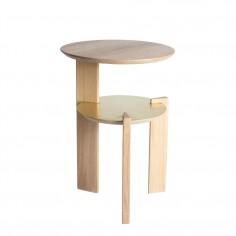 ÉPEIRE Pedestal Table - Oak